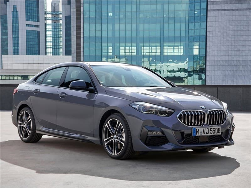 Новая BMW 2 Gran Coupe в России. - фото